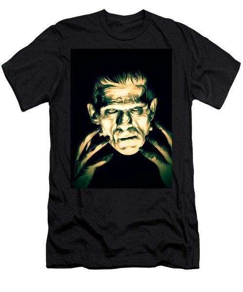 Classic Frankenstein Men's T-Shirt (Athletic Fit)