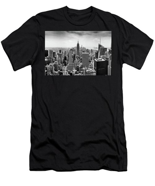Classic New York  Men's T-Shirt (Athletic Fit)