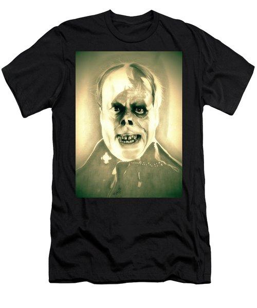 Classic Phantom Of The Opera Men's T-Shirt (Athletic Fit)