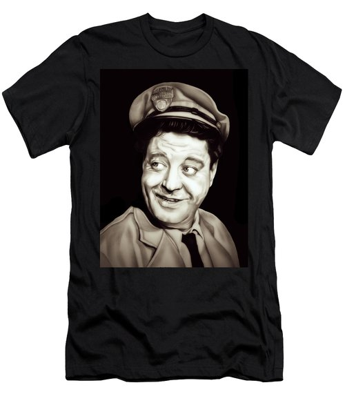 Classic Ralph Kramden Men's T-Shirt (Slim Fit) by Fred Larucci