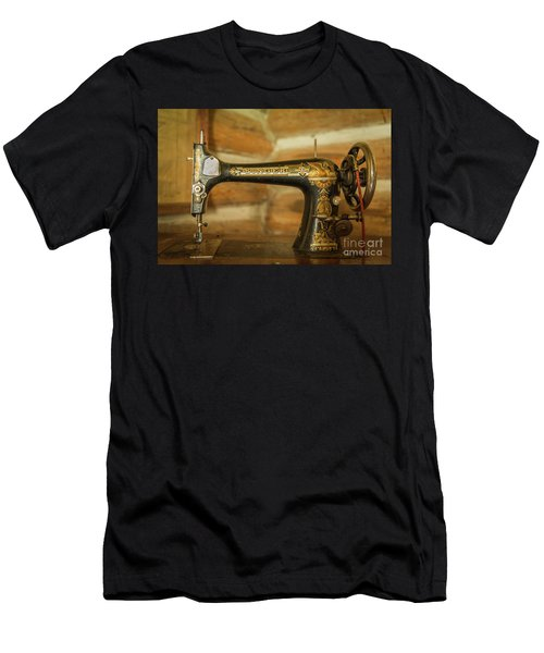Classic Singer Human Interest Art By Kaylyn Franks Men's T-Shirt (Athletic Fit)