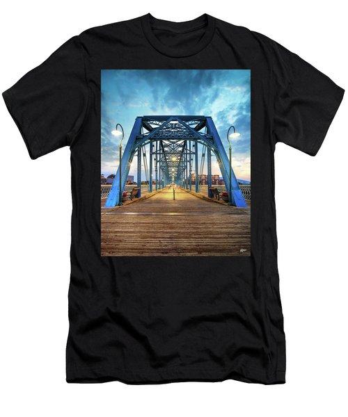 Classic Walnut Street Men's T-Shirt (Athletic Fit)