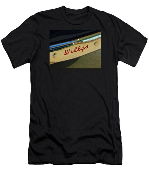 Classic Willys Jeep Men's T-Shirt (Athletic Fit)
