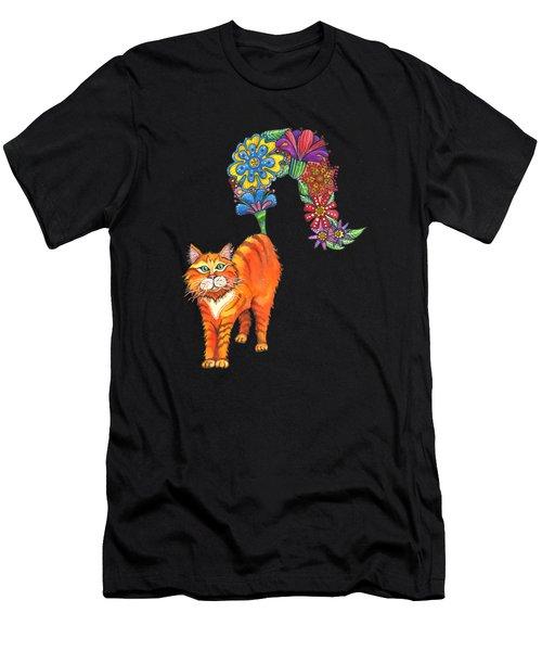 Classy Cat Chloe Men's T-Shirt (Athletic Fit)