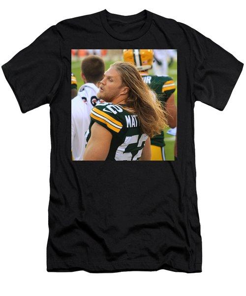 Clay Matthews Men's T-Shirt (Athletic Fit)