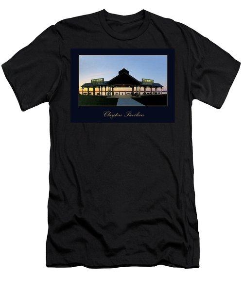 Clayton Pavilion Men's T-Shirt (Athletic Fit)
