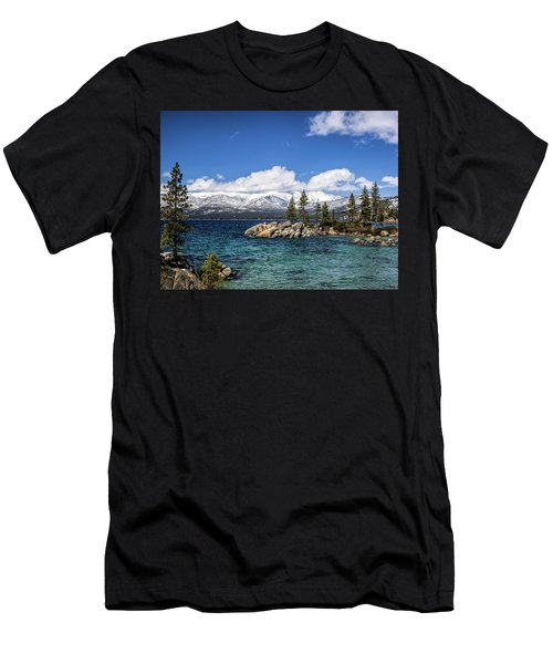 Clearing Sky Men's T-Shirt (Athletic Fit)