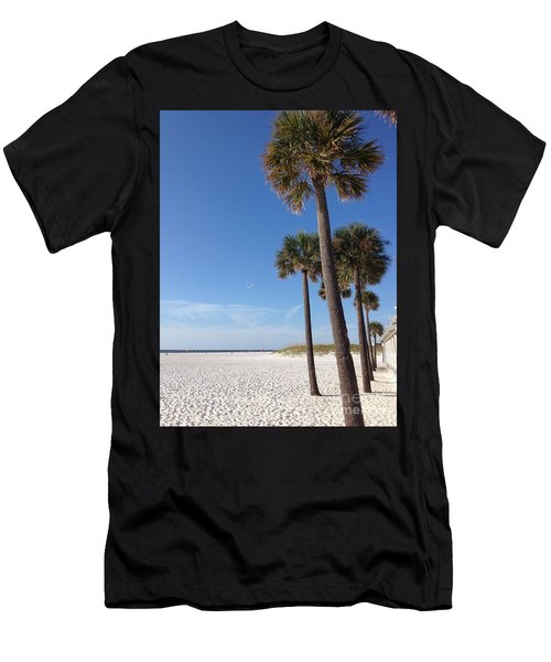 Clearwater Palms Men's T-Shirt (Athletic Fit)
