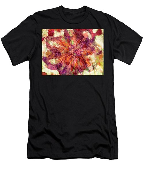 Clematis Absentia 21 Men's T-Shirt (Athletic Fit)