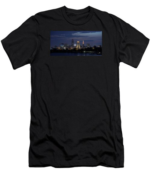 Cleveland Starbursts Men's T-Shirt (Athletic Fit)