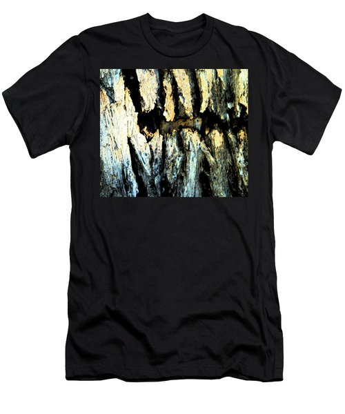 Men's T-Shirt (Slim Fit) featuring the photograph Cliff Dwellings by Lenore Senior