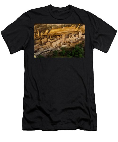 Cliff House From Above Men's T-Shirt (Athletic Fit)