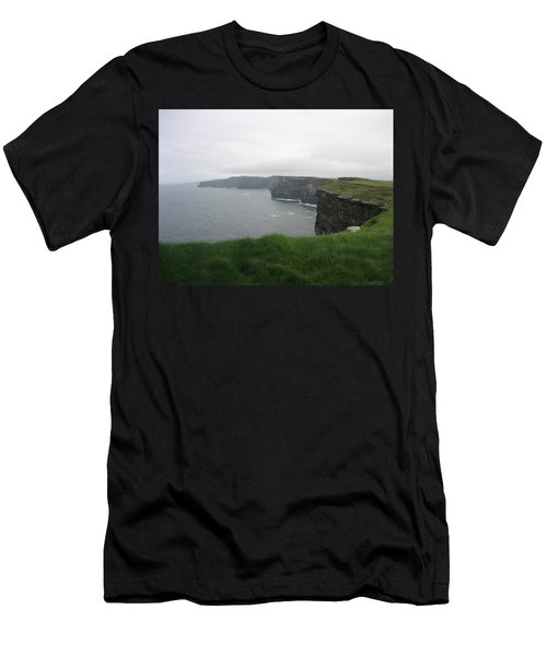 Cliffs Of Moher 1 Men's T-Shirt (Athletic Fit)