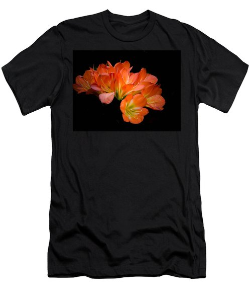 Clivia Flora Men's T-Shirt (Athletic Fit)