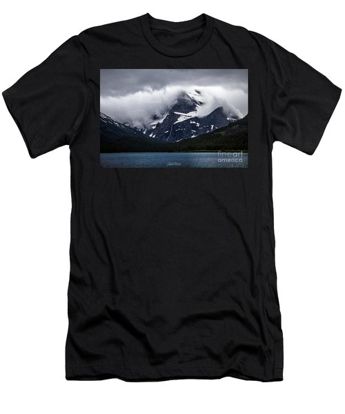 Cloaked In Storm Men's T-Shirt (Athletic Fit)