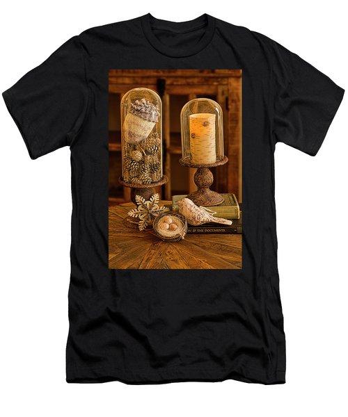 Cloches De La Nature Men's T-Shirt (Athletic Fit)