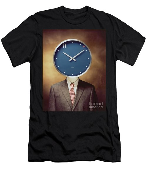 Clockhead Men's T-Shirt (Athletic Fit)