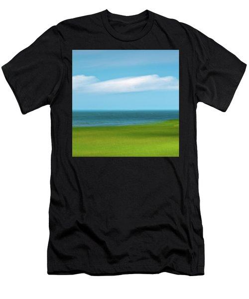 Cloud Bank 3 Men's T-Shirt (Athletic Fit)