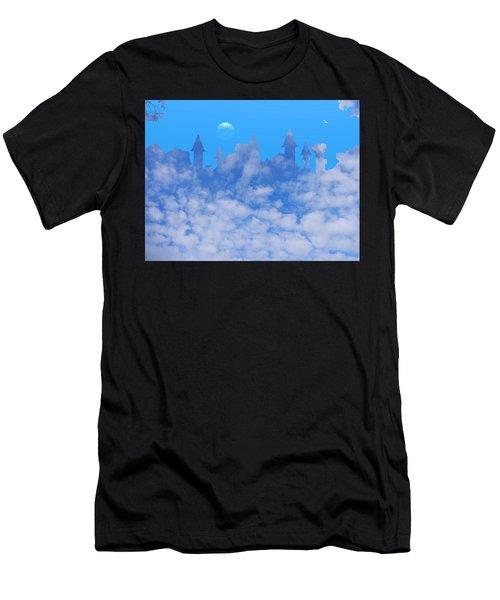 Cloud Castle Men's T-Shirt (Athletic Fit)