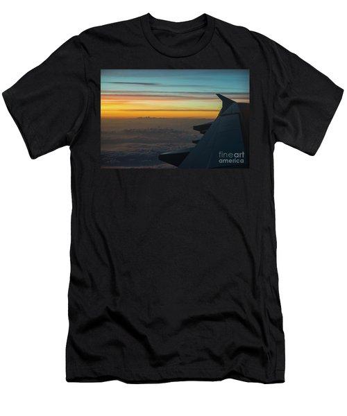 Cloud City  Men's T-Shirt (Athletic Fit)