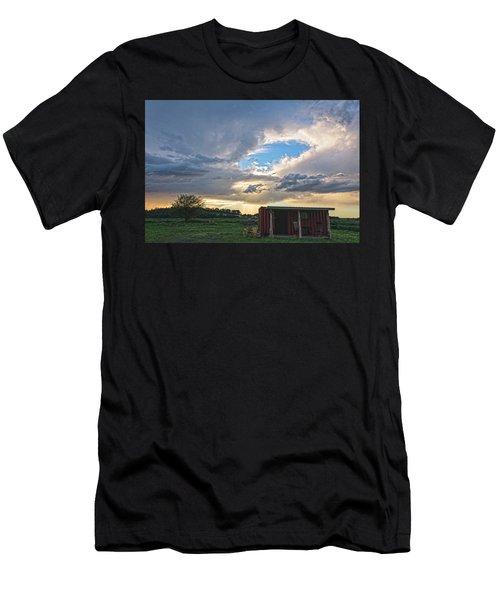 Cloud Portal Men's T-Shirt (Athletic Fit)