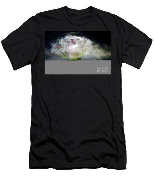 Cloud Rose Men's T-Shirt (Athletic Fit)