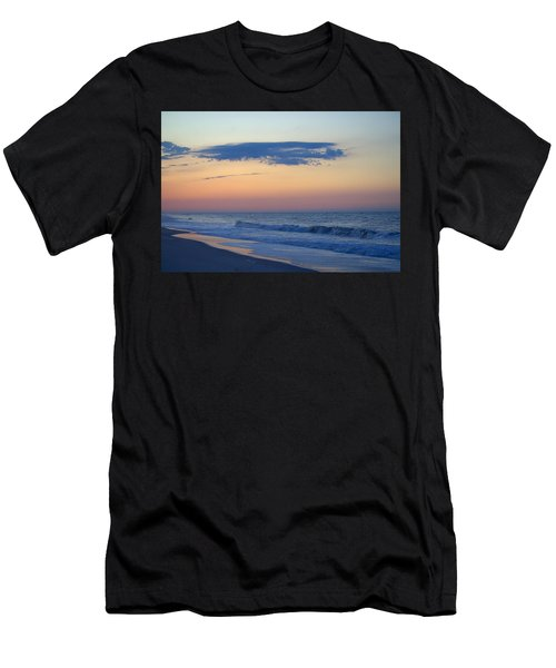 Clouded Pre Sunrise Men's T-Shirt (Athletic Fit)