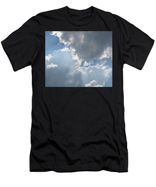 Clouds 1 Men's T-Shirt (Athletic Fit)