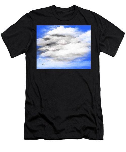 Clouds 2 Men's T-Shirt (Athletic Fit)