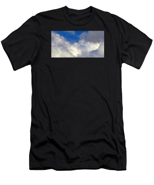 Clouds After The Rain Men's T-Shirt (Athletic Fit)