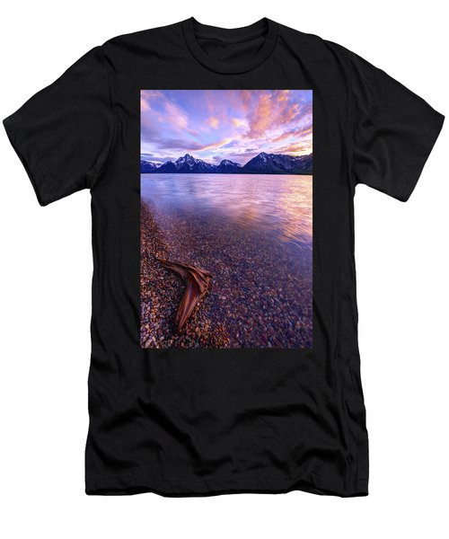 Clouds And Wind Men's T-Shirt (Athletic Fit)