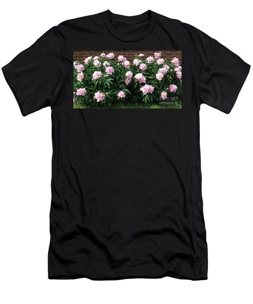 Clouds Of Peony Men's T-Shirt (Athletic Fit)