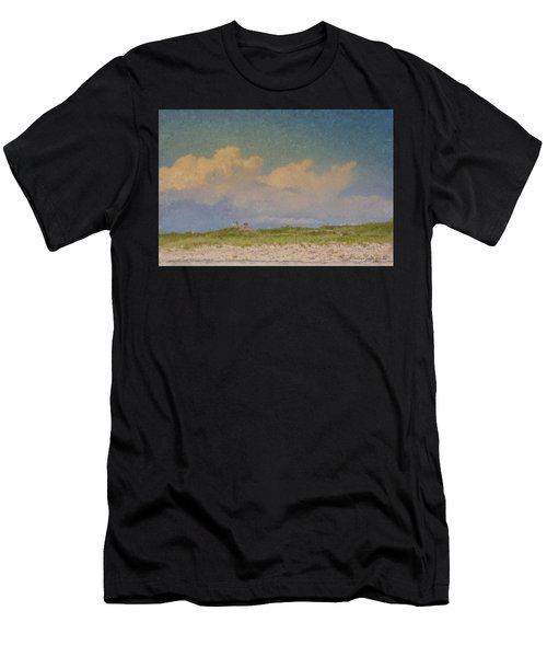 Clouds Over Goosewing Men's T-Shirt (Athletic Fit)