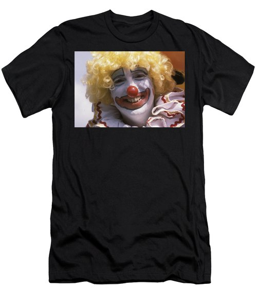 Clown-1 Men's T-Shirt (Athletic Fit)