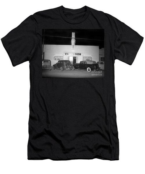 Club 526  Henry Franci, Salinas 1941 Men's T-Shirt (Athletic Fit)