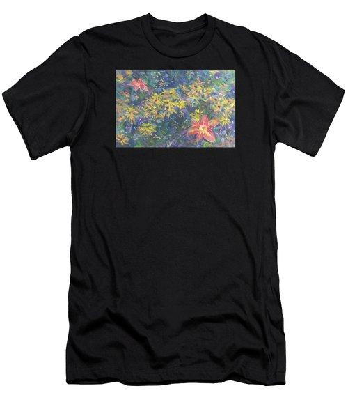 Clusters Men's T-Shirt (Athletic Fit)