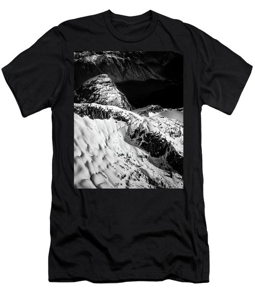 Coast Mountain Spring Men's T-Shirt (Athletic Fit)