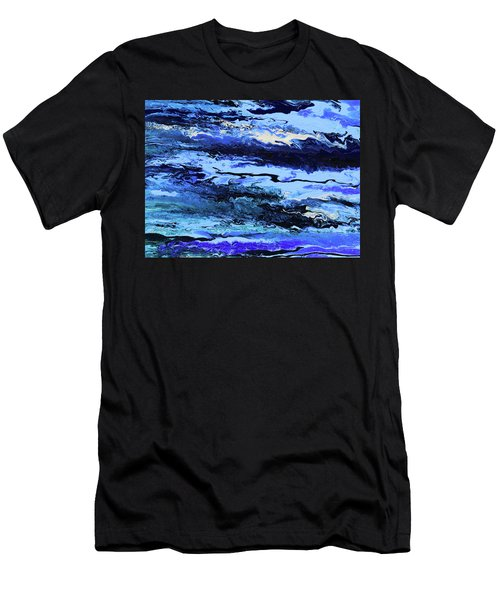 Coastal Breeze Men's T-Shirt (Athletic Fit)