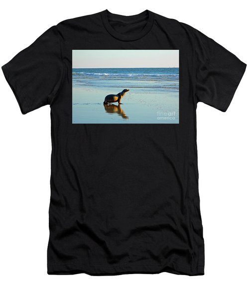 Coastal Friends Men's T-Shirt (Athletic Fit)