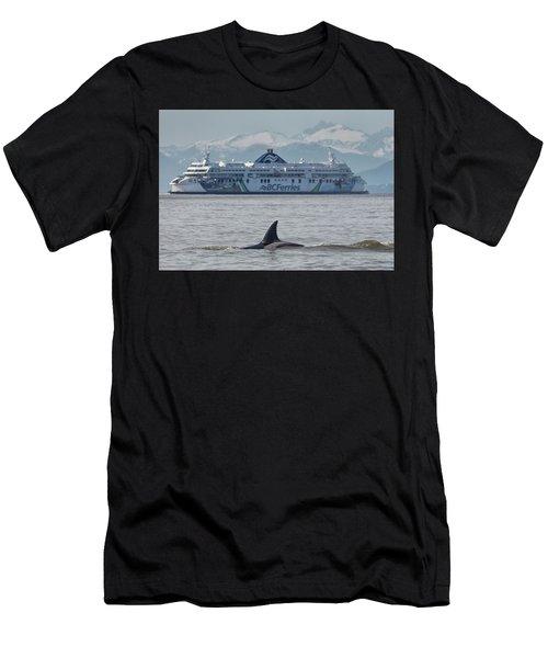 Coastal Inspiration Men's T-Shirt (Athletic Fit)