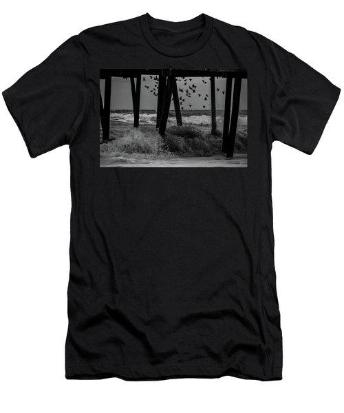 Coastal Movements Men's T-Shirt (Athletic Fit)