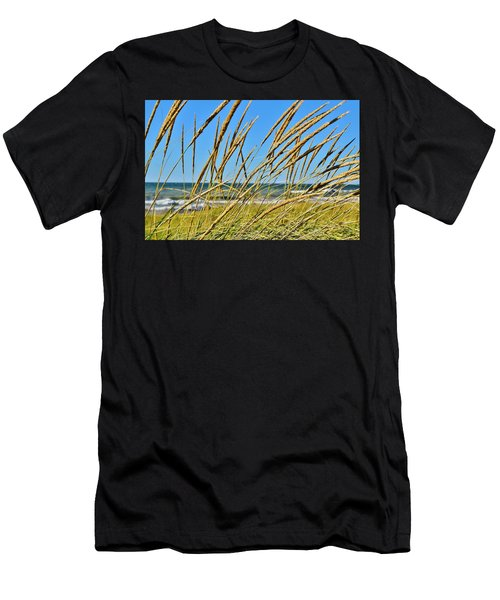Coastal Relaxation Men's T-Shirt (Athletic Fit)