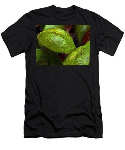Cobra Lily Love Men's T-Shirt (Slim Fit) by Suzy Piatt