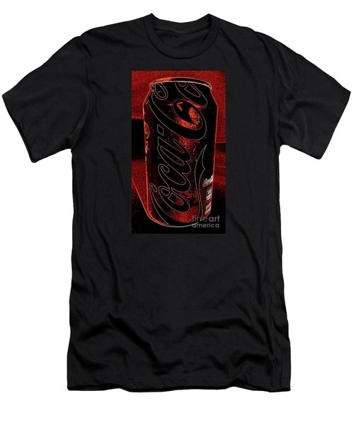 Coca Cola Can Coin Safe Men's T-Shirt (Athletic Fit)