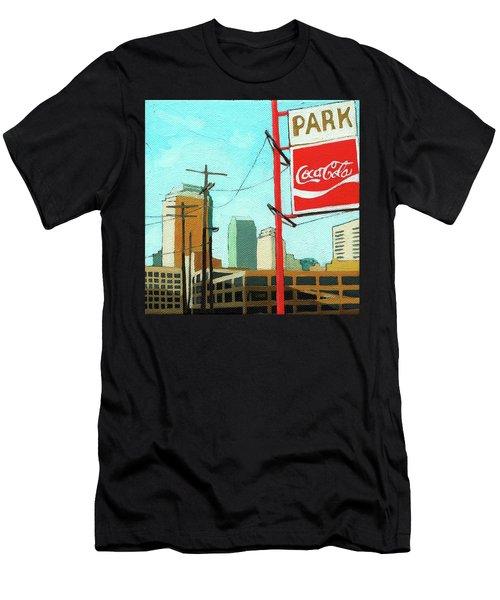 Coca Cola Park Men's T-Shirt (Athletic Fit)
