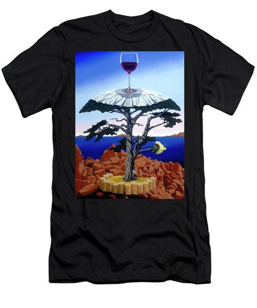 Cocktail Hour Men's T-Shirt (Athletic Fit)