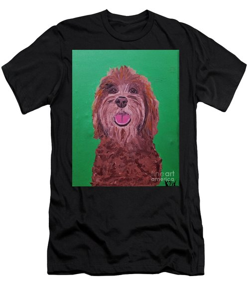 Coco Date With Paint Nov 20th Men's T-Shirt (Athletic Fit)
