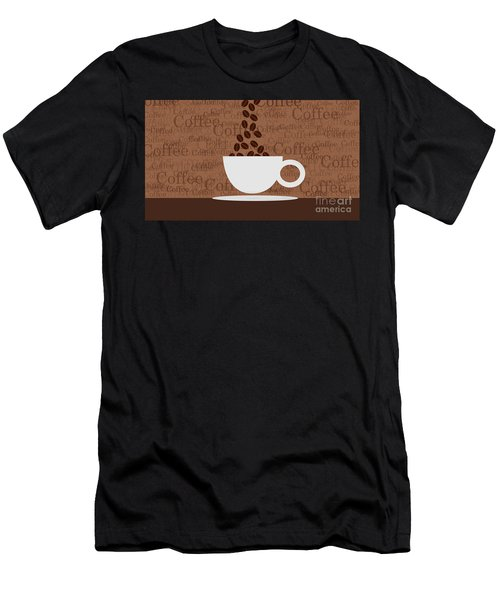 Coffee #3 Men's T-Shirt (Athletic Fit)