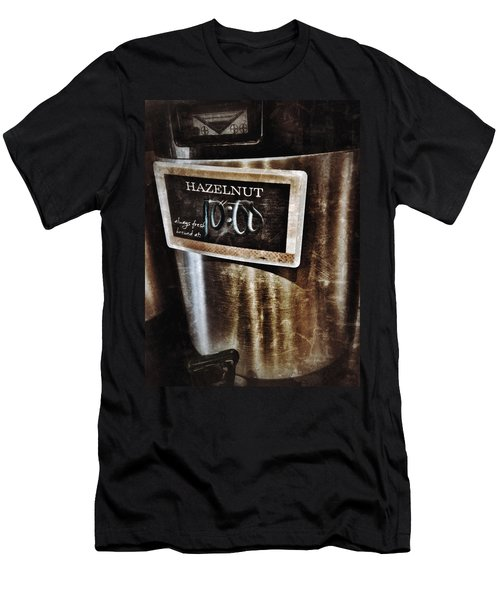 Coffee Time Men's T-Shirt (Slim Fit) by Mark David Gerson