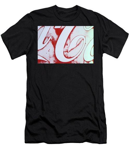 Coke 3 Men's T-Shirt (Athletic Fit)